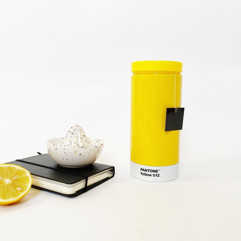 Amarillo como identidad de marca