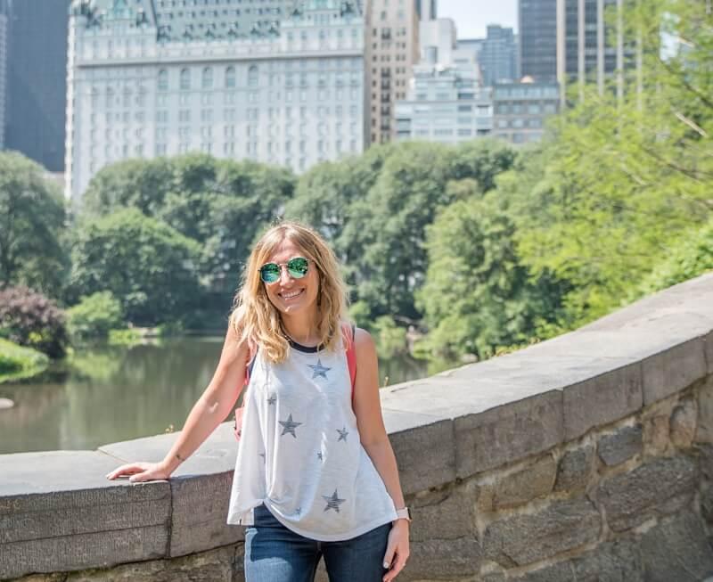 Cómo transformé mi pasión en mi emprendimiento por Sandra de Voy a NYC