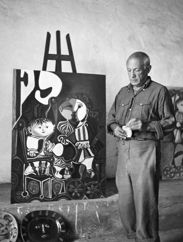 La inspiración existe - Pablo Picasso